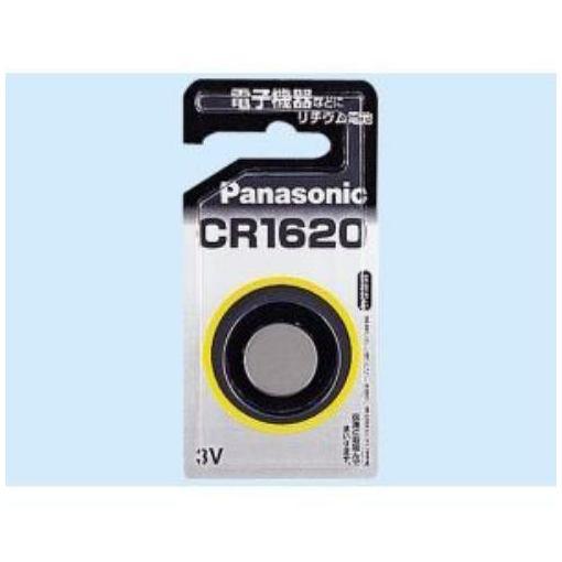 パナソニック 大好評です コイン形リチウム電池 おすすめ 1個入り ブリスター CR1620