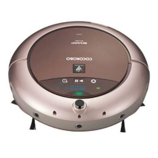 シャープ RX-V95A-N ロボット掃除機 「ロボット家電 COCOROBO(ココロボ)」 ゴールド系