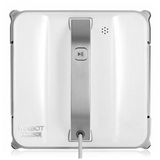 エコバックス W850 窓用お掃除ロボット 「WINBOT」 (クリアホワイト)