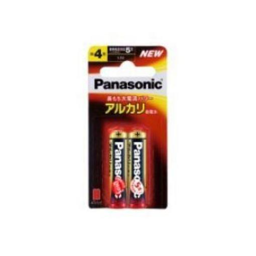商店 パナソニック 売り出し アルカリ乾電池単4形2本パック 2B LR03XJ