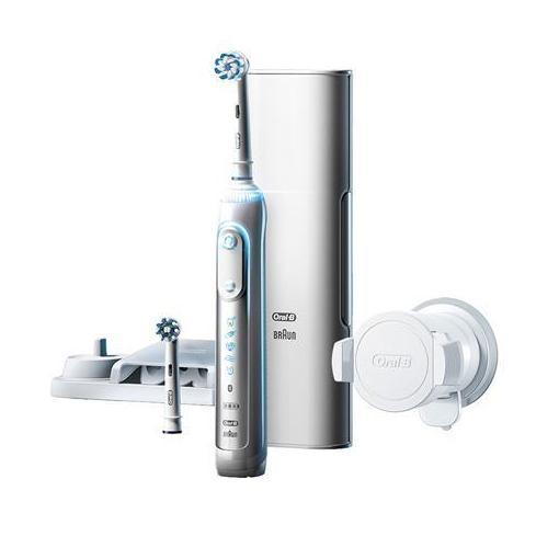 ブラウン D7015256XCTWH 電動歯ブラシ ジーニアス9000 ホワイト