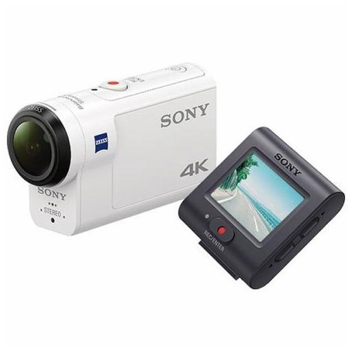 【全品ポイント10倍】ソニー FDR-X3000R デジタル4Kビデオカメラレコーダー アクションカム ライブビューリモコンキット
