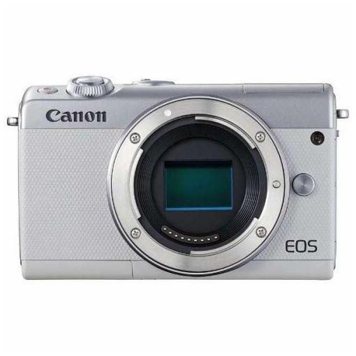キヤノン EOSM100WH-BODY ミラーレス一眼カメラ 「EOS M100」 ボディ ホワイト