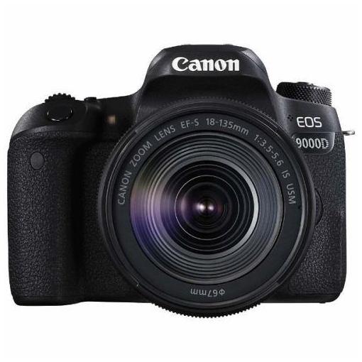 キヤノン EOS9000D-L18135K デジタル一眼カメラ「EOS 9000D」EF-S18-135 IS USM レンズキット