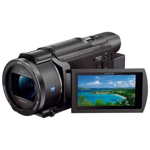 ソニー FDR-AX60-B 「Handycam(ハンディカム)」 デジタル4Kビデオカメラレコーダー ブラック