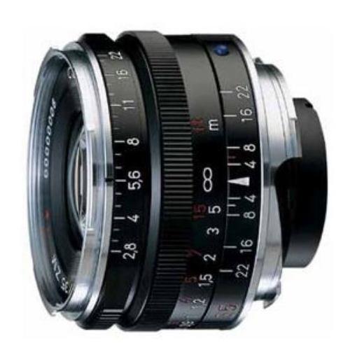 ツァイス 交換用レンズ C Biogon T*2.8/35 ZM (ブラック)