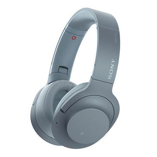 ソニー WH-H900N-L 【ハイレゾ音源対応】 ワイヤレスノイズキャンセリングステレオヘッドセット 「h.ear on 2 Wireless NC」 ムーンリットブルー