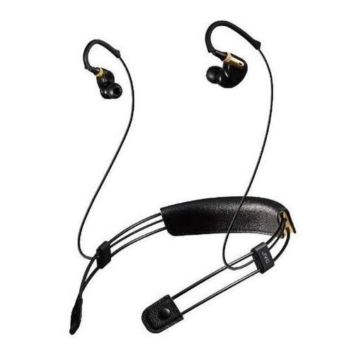 JVCケンウッド XE-M10BT-B ワイヤレスステレオヘッドセット スタジオブラック