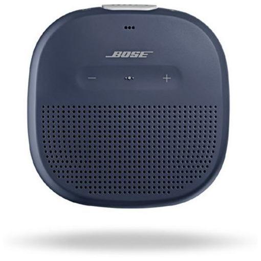 【ポイント10倍!5月11日(土)00:00~5月21日(火)1:59まで】BOSE(ボーズ) SLINKMICROBLU SoundLink Micro Bluetoothスピーカー ミッドナイトブルー