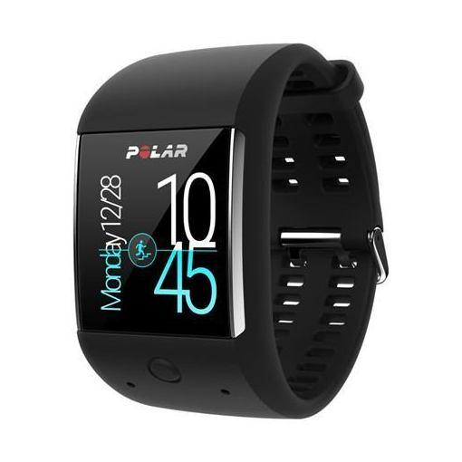 【ポイント10倍!】POLAR(ポラール) 90063088 LED手首型心拍計・GPS搭載 スポーツウォッチ「Polar M600」 ブラック