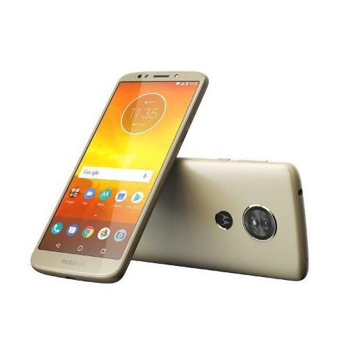 【ポイント10倍!4/22(月)20:00~4/26(金)01:59まで】モトローラ PACH0014JP Android 8.0搭載 メモリ/ストレージ:2GB/16GB SIMフリースマートフォン 「Moto E5」 ファインゴールド
