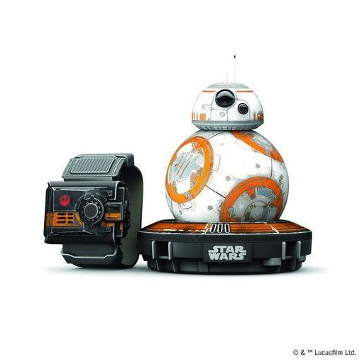 Sphero(スフィロ) R001SJP Special Edition Battle-Worn BB-8