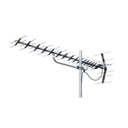 サン電子 SC-20WFG 地上デジタル放送 電波障害対策用 UHFパラスタックアンテナ 20素子 13~52ch用