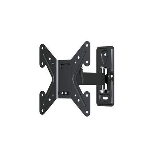 朝日木材加工 FLM-004-BK ウォールフィットマウント(26~43V型) フルモーションタイプ ブラック