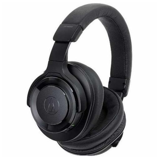 【ポイント10倍!10/5(金)20時~10/11(木)1:59まで】オーディオテクニカ ATH-WS990BT-BK Bluetooth対応ワイヤレスヘッドホン ブラック