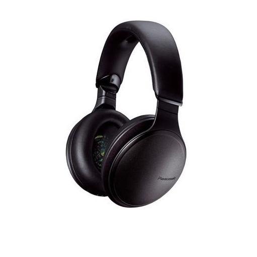 パナソニック RP-HD600N-K 【ハイレゾ音源対応】 ワイヤレスステレオヘッドホン ノイズキャンセリングモデル ブラック