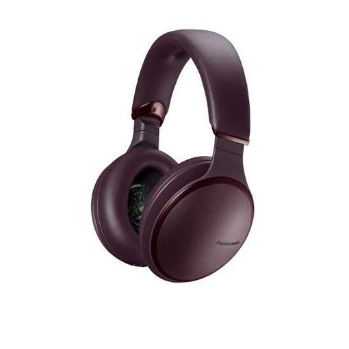 パナソニック RP-HD600N-T 【ハイレゾ音源対応】 ワイヤレスステレオヘッドホン ノイズキャンセリングモデル マルーンブラウン