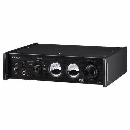 TEAC(ティアック) AI-503-B 【ハイレゾ音源対応】USB/DAC内蔵プリメインアンプ (ブラック)
