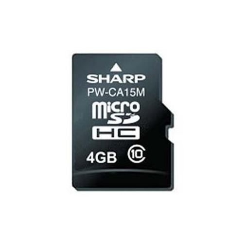 シャープ PW-CA15M 電子辞書コンテンツカード 音声付・ドイツ語辞書カード(microSDHC)