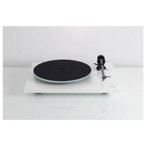 REGA(レガ) PLANAR2-WHITE/50HZ アナログプレーヤー ホワイト 50Hz用
