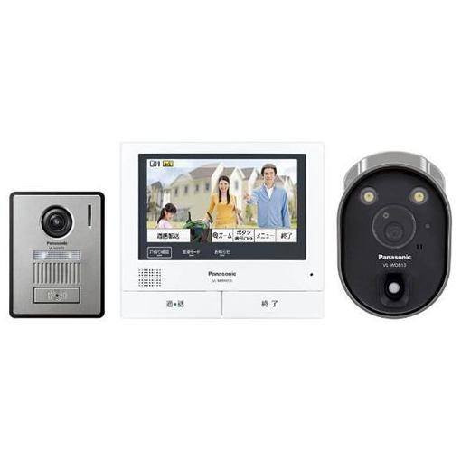 パナソニック VL-SVH705KLC ワイヤレスカメラ付テレビドアホン