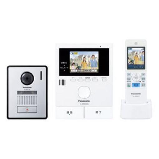 パナソニック VL-SWD303KL ワイヤレスモニター付テレビドアホン 「どこでもドアホン」
