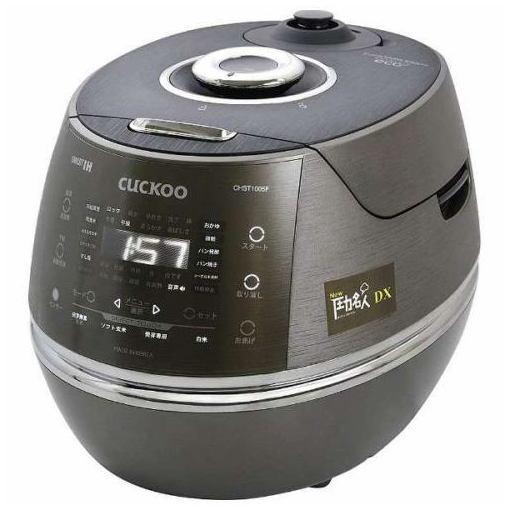 【ポイント10倍!】CUCKOO CHST1005F 圧力IH炊飯器 「CUCKOO New圧力名人DX」 (1升)