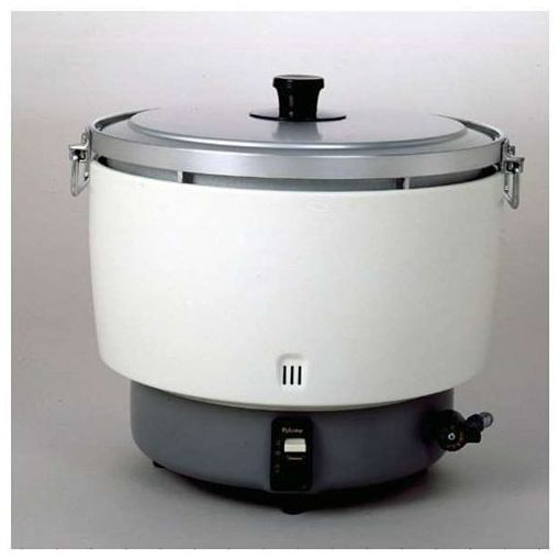 パロマ PR-101DSS-LP 【プロパンガス用】 業務用ガス炊飯器 5.5升