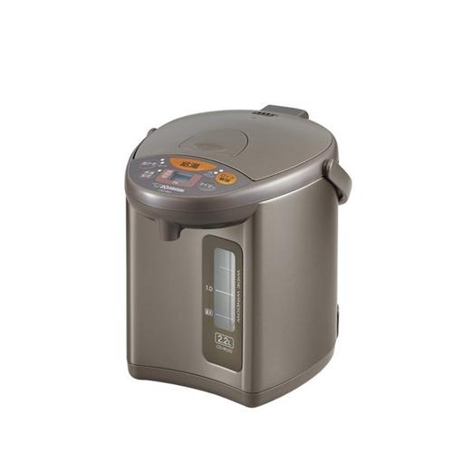 象印 CD-WU22-TM マイコン沸とう電動ポット セールSALE%OFF メタリックブラウン 2.2L 気質アップ