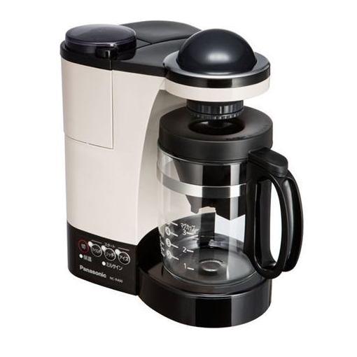 パナソニック NC-R400-C ミル付き浄水コーヒーメーカー カフェオレ