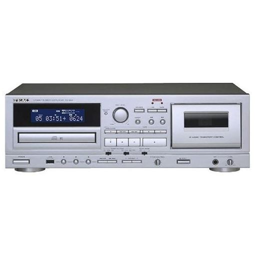 TEAC AD-850-S カセットデッキ/CDプレーヤー