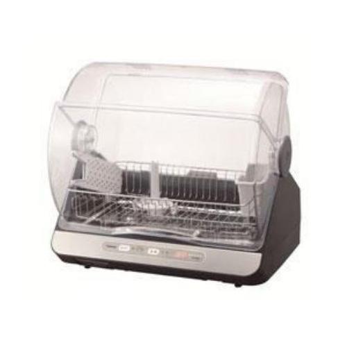東芝 VD-B10S-LK 食器乾燥機(6人用) ブルーブラック