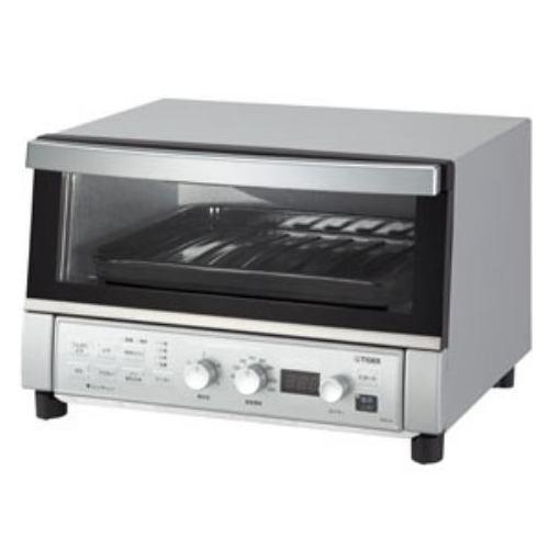 タイガー KAS-G130-SN コンベクションオーブン&トースター 「やきたて」 シルバー