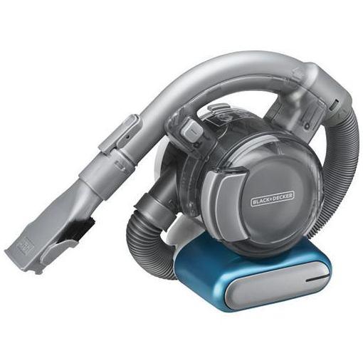 ブラック&デッカー PD1420LB ハンディクリーナー 「リチウムフレキシー」 ブルー
