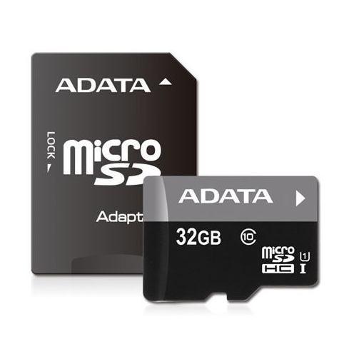 新作通販 ADATA AUSDH32GUICL10-RA1 Premier マイクロSDメモリーカード MicroSDHC XC UHS-I カード CLASS10 with Class10 メーカー再生品 32GB ADAPTER