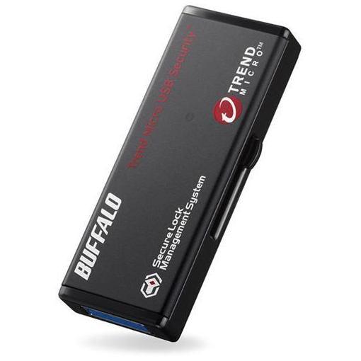 バッファロー RUF3-HS4GTV5 USBメモリー USB3.0対応 ウイルスチェックモデル 5年保証モデル 4GB
