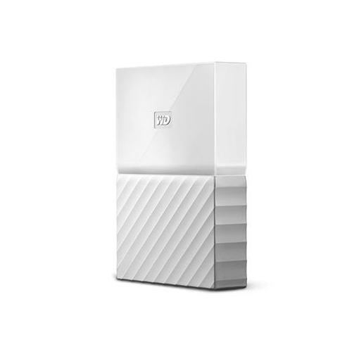ウエスタンデジタル WDBYFT0040BWT-JESN ポータブルストレージ 「My Passport」 4TB ホワイト