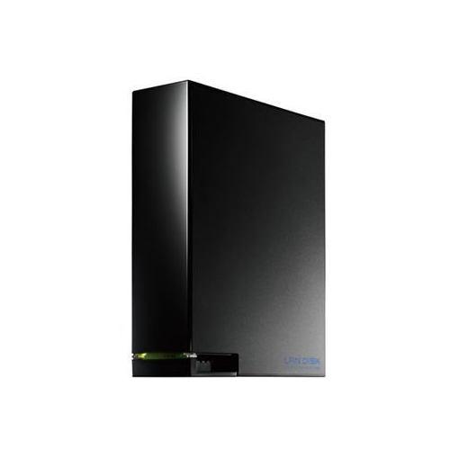 IOデータ HDL-AA2 デュアルコアCPU搭載 ネットワーク接続ハードディスク(NAS) 2TB