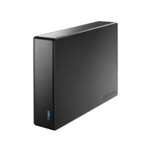 IOデータ HDJA-UT1.0 USB 3.0/2.0対応外付けハードディスク(電源内蔵モデル) 1.0TB