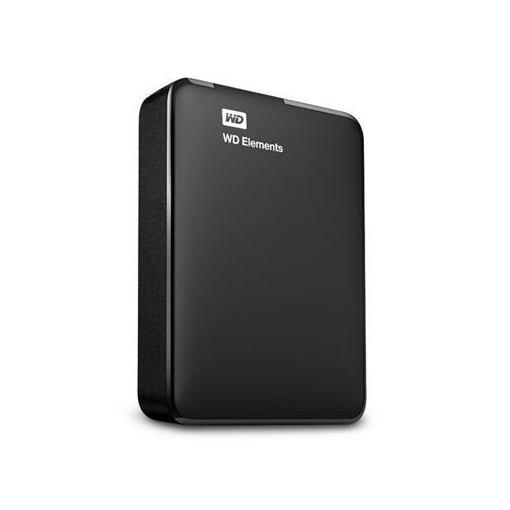 ウエスタンデジタル WDBU6Y0020BBK-WESN ポータブルハードディスクドライブ 2TB