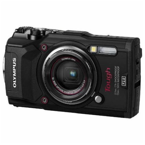 オリンパス TG-5-BLK デジタルカメラ「Tough TG-5」(ブラック)