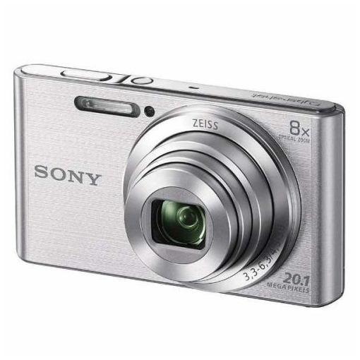 ソニー DSC-W830 コンパクトデジタルカメラ 「Cyber-shot」 シルバー