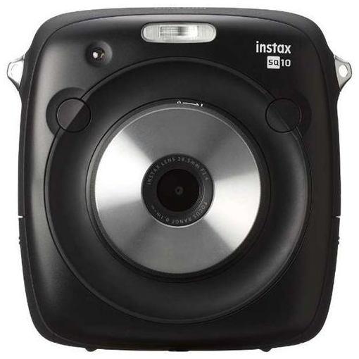 【全品ポイント10倍】富士フイルム INSSQUARESQ10 ハイブリッドインスタントカメラ チェキ 「instax SQUARE SQ 10」