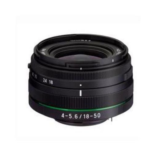 【ポイント10倍!5月10日(金)0:00~23:59まで】ペンタックス 交換用レンズ HD DA18-50mm F4-5.6DC WR RE