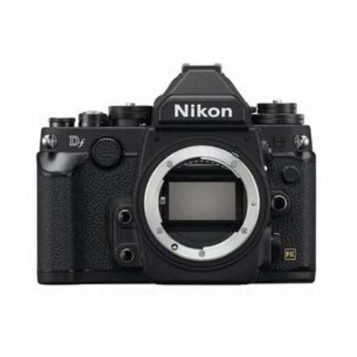 Df BK デジタル一眼カメラ ボディ ブラック