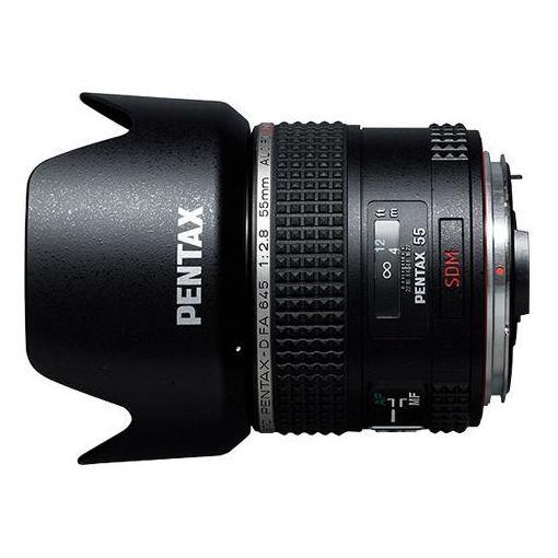ペンタックス 交換用レンズ smc PENTAX-D FA645 55mmF2.8AL [IF] SDM AW