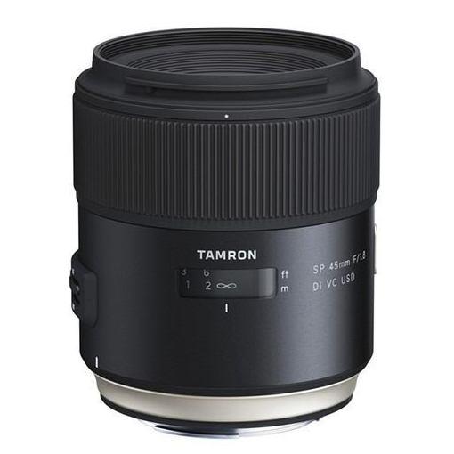タムロン 交換用レンズ SP 45mm F1.8 Di VC USD(キヤノン用)