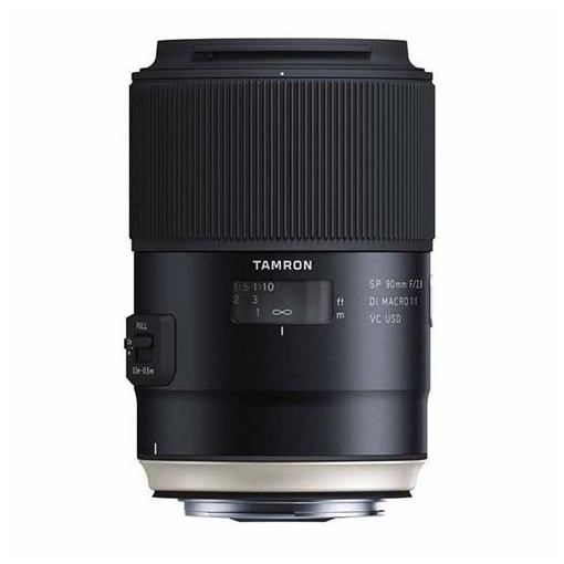 タムロン 交換用レンズ SP 90mm F2.8 Di MACRO 1:1 VC USD/Model F017(キヤノン用)