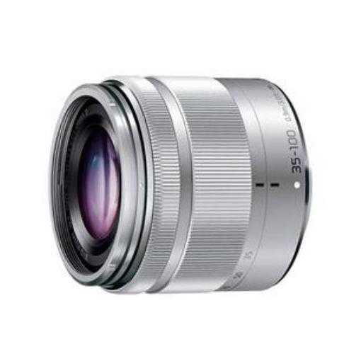 パナソニック H-FS35100-S 交換用レンズ LUMIX G VARIO 35-100mm F4.0-5.6 ASPH./MEGA O.I.S. シルバー