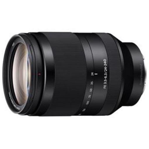 【ポイント10倍!5月10日(金)0:00~23:59まで】ソニー SEL24240 交換用レンズ FE 24-240mm F3.5-6.3 OSS